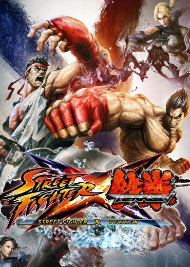 Capcom Street Fighter X Tekken Steam Key GLOBAL