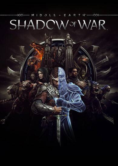 Warner Bros. Interactive Entertainment Middle-earth: Shadow of War Day (Day One) (DLC) Steam Key GLOBAL