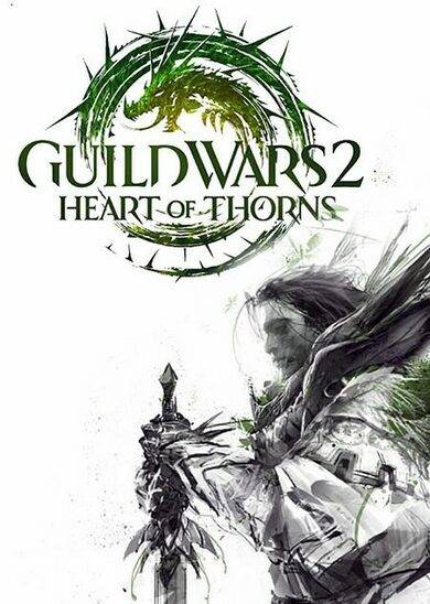 NCsoft Guild Wars 2: Heart of Thorns Official website Key EUROPE