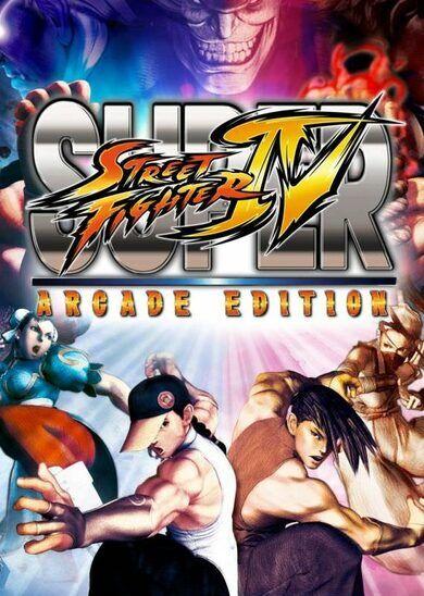 Capcom Super Street Fighter IV: Arcade Edition Steam Key GLOBAL