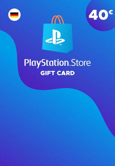 Sony Computer Entertainment Playstation Network Card 40 EUR (DE) PSN Key GERMANY