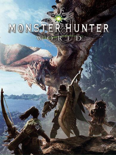 Capcom Monster Hunter: World Steam Key GLOBAL