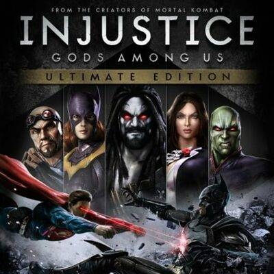 Warner Bros Interactive Entertainment Injustice: Gods Among Us (Ultimate Edition) Steam Key GLOBAL