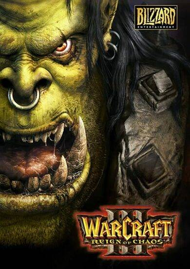 Blizzard Entertainment Warcraft 3: Reign of Chaos Battle.net Key GLOBAL