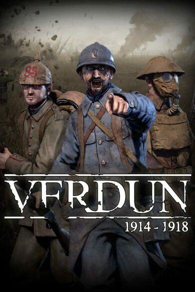 Black Fire Games Verdun Steam Key GLOBAL
