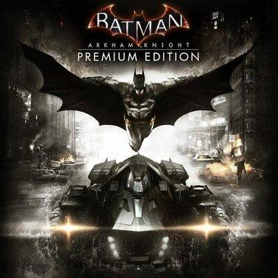 Warner Bros Interactive Entertainment Batman: Arkham Knight (Premium Edition) Steam Key GLOBAL