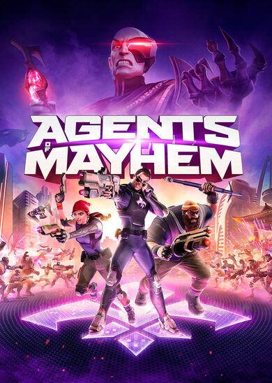 Deep Silver Agents of Mayhem (Day One) (DLC) Steam Key GLOBAL
