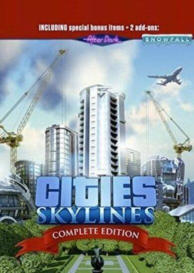 Paradox Interactive Cities: Skylines (Complete Edition) Steam Key GLOBAL