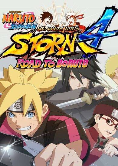 Bandai Namco Games Naruto Shippuden: Ultimate Ninja Storm 4 - Road to Boruto Steam Key EUROPE