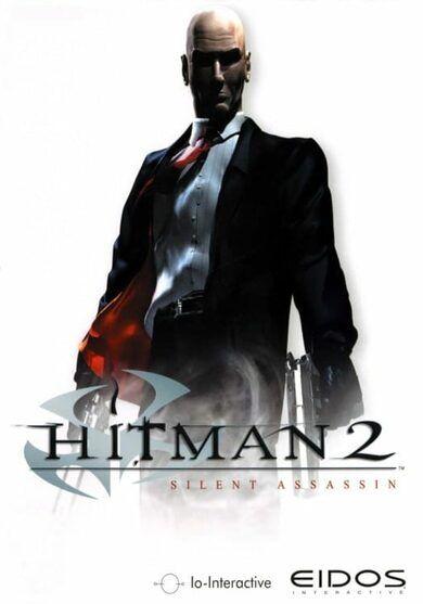 Square-Enix / Eidos Hitman 2: Silent Assassin Steam Key GLOBAL