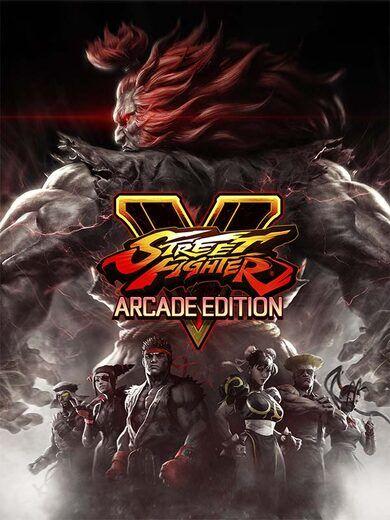 Capcom Street Fighter V: Arcade Edition Steam Key EMEA / NORTH AMERICA