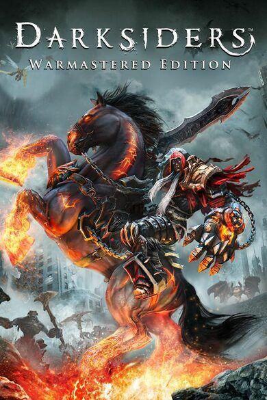 THQ Inc. Darksiders (Warmastered Edition) Steam Key GLOBAL
