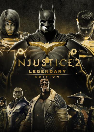 Warner Bros Interactive Entertainment Injustice 2 (Legendary Edition) Steam Key GLOBAL