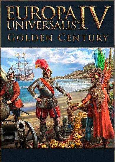 Paradox Interactive Europa Universalis IV - Golden Century (DLC) Steam Key GLOBAL