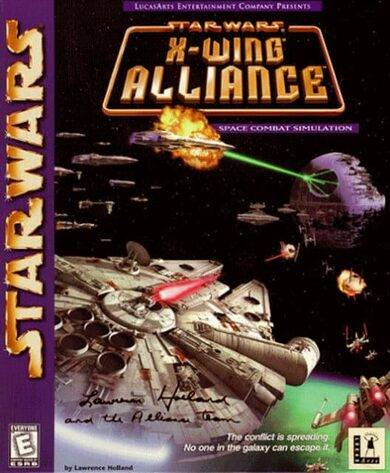 LucasArts Star Wars X-Wing Alliance Steam Key GLOBAL