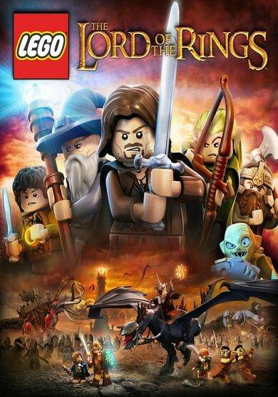Warner Bros Interactive Entertainment LEGO: Lord of the Rings Steam Key GLOBAL