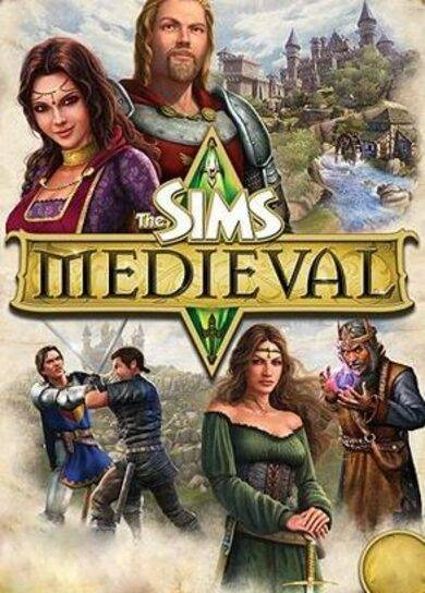 Electronic Arts Inc. The Sims Medieval Origin Key GLOBAL