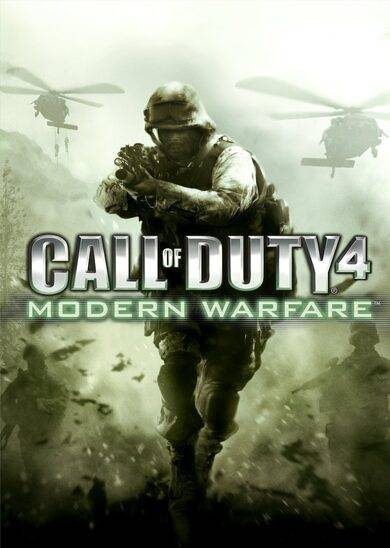 Activision Call of Duty 4: Modern Warfare Steam Key GLOBAL