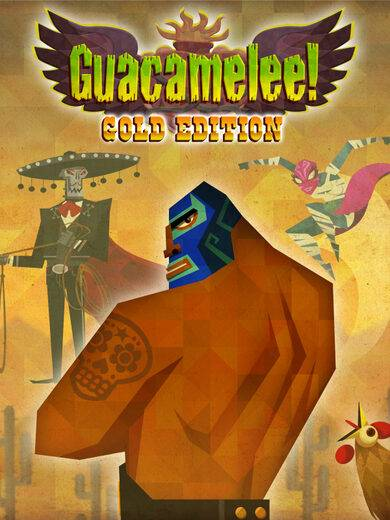 DrinkBox Studios Guacamelee! (Gold Edition) Steam Key GLOBAL