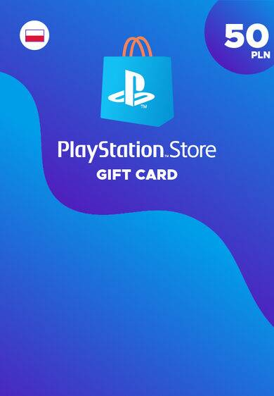 Sony Computer Entertainment Playstation Network Card 50 PLN (PL) PSN Key POLAND
