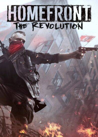 Deep Silver Homefront The Revolution - The Combat Stimulant Pack (DLC) Steam Key GLOBAL