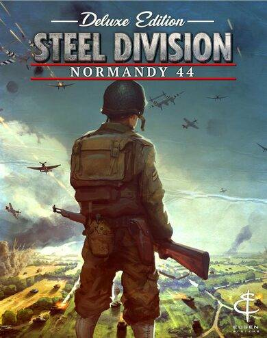 Paradox Interactive Steel Division Normandy 44 Deluxe Edition Steam Key GLOBAL