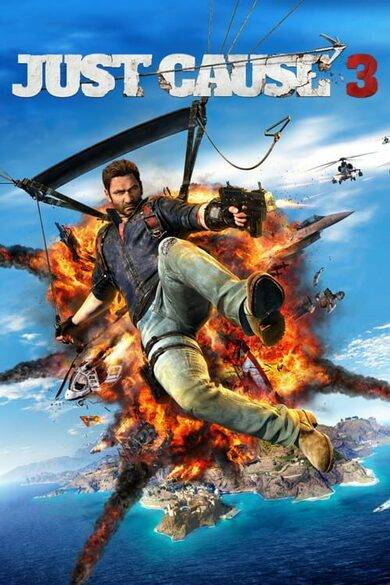 Square-Enix / Eidos Just Cause 3 Steam Key GLOBAL