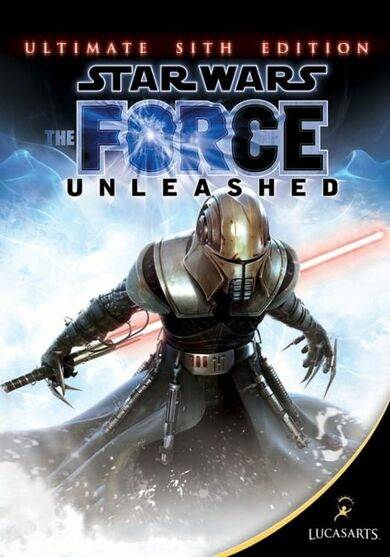 LucasArts Star Wars The Force Unleashed: Ultimate Sith Edition Steam Key GLOBAL