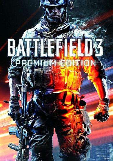 Electronic Arts Inc. Battlefield 3 Premium Edition Origin Key GLOBAL