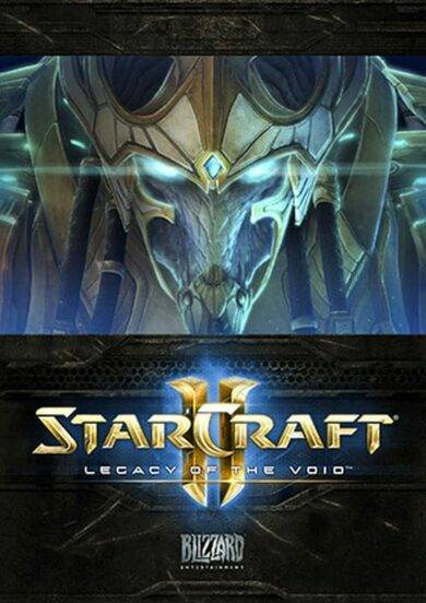 Blizzard Entertainment StarCraft 2: Legacy of the Void Battle.net Key EUROPE