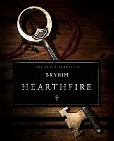 Bethesda Softworks The Elder Scrolls V: Skyrim - Hearthfire Steam Key GLOBAL