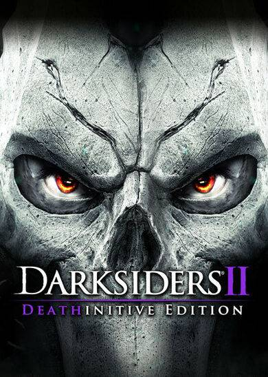 Nordic Games Publishing Darksiders 2 (Deathinitive Edition) Steam Key GLOBAL
