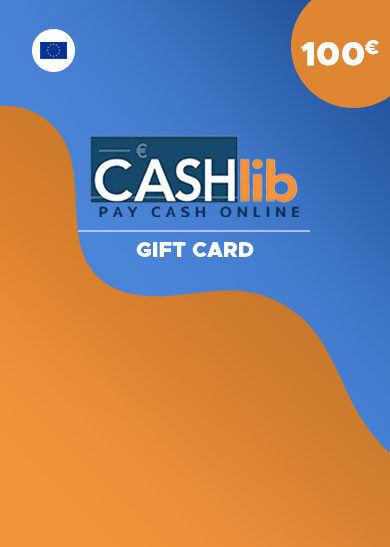 CASHlib Voucher 100 EUR Prepaid Key EUROPE