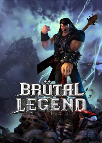 Double Fine Productions, Inc. Brutal Legend Steam Key GLOBAL