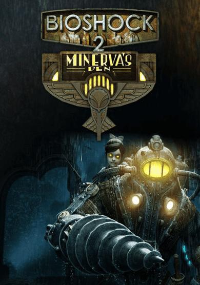 2K / Feral Interactive (Mac) BioShock 2 - Minervas Den (DLC) Steam Key EUROPE