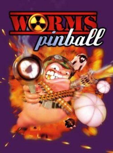 Team 17 Software Worms Pinball Steam Key GLOBAL