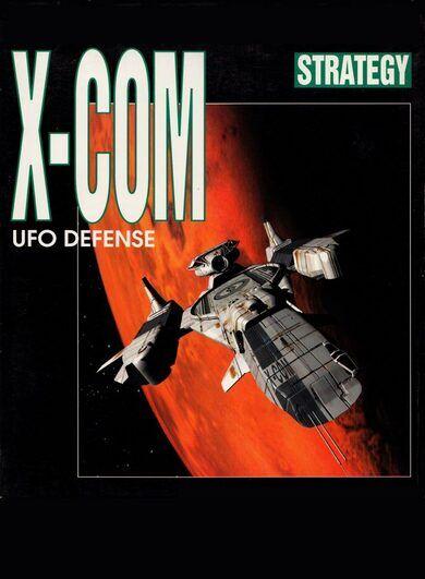 Take 2 Interactive X-Com: UFO Defense EU Steam Key EUROPE