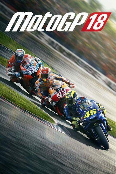 Red Mile Entertainment MotoGP 2018 Steam Key GLOBAL