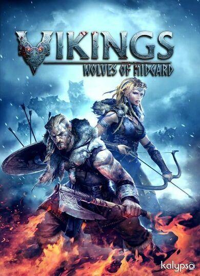 Kalypso Media Vikings: Wolves of Midgard Steam Key GLOBAL