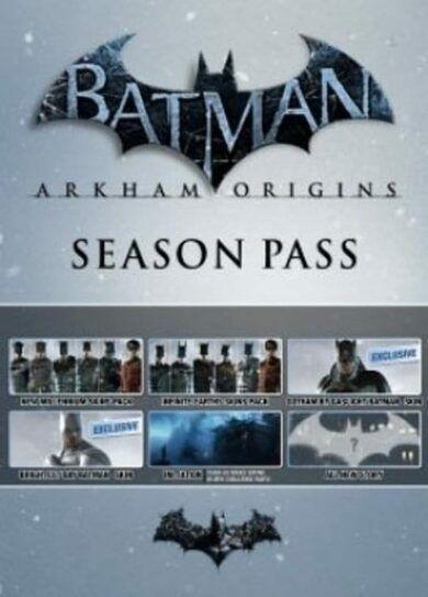 Warner Bros Interactive Entertainment Batman: Arkham Origins - Season Pass (DLC) Steam Key GLOBAL