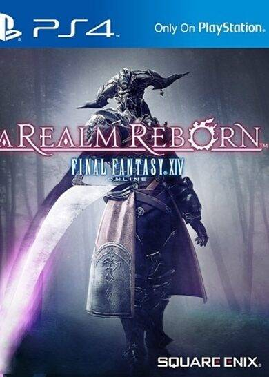Square Enix Final Fantasy XIV - A Realm Reborn PS4 Key EUROPE