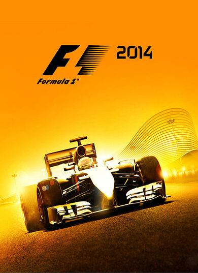 Codemasters Software F1 2014 Steam Key GLOBAL