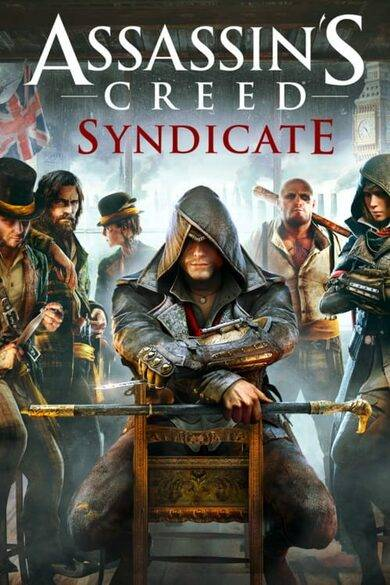 Ubisoft Assassin's Creed: Syndicate (Gold Edition) Uplay Key EUROPE