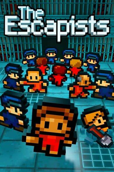 Team 17 Software The Escapists Steam Key GLOBAL