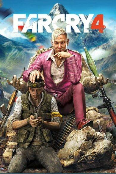 Ubisoft Far Cry 4 (Gold Edition) Uplay Key GLOBAL