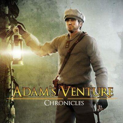 SOEDESCO Publishing Adam's Venture Chronicles Steam Key GLOBAL