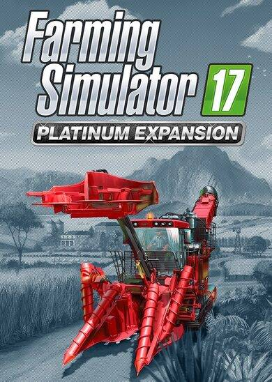 Focus Home Interactive Farming Simulator 17 Platinum Expansion (DLC) Steam Key GLOBAL