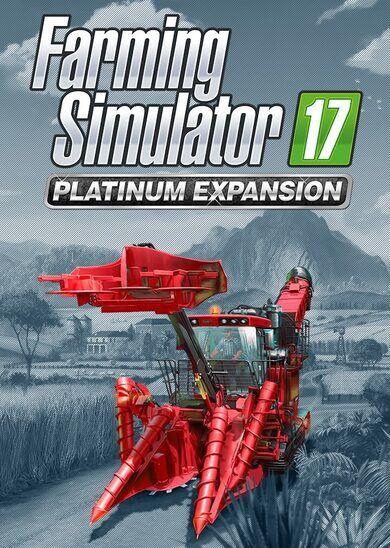 Focus Home Interactive Farming Simulator 17 Platinum Expansion (DLC) Steam Key GLOBAL