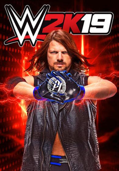 2K WWE 2K19 Steam Key EUROPE