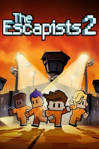 Team 17 Software The Escapists 2 Steam Key GLOBAL